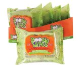 Boogie Wipes Fresh Scent Gentle Saline Wipes for Stuffy Noses, 45 count - Walmart.com