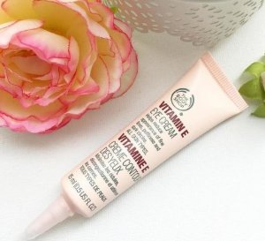 $11.7 VITAMIN E EYE CREAM @ The Body Shop