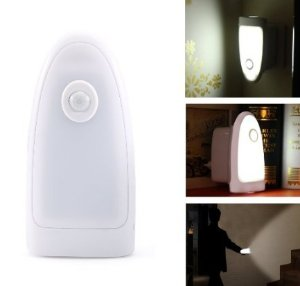 $12.99 Lighning deal! Pobon 3-in-1 LED Motion Sensor Light
