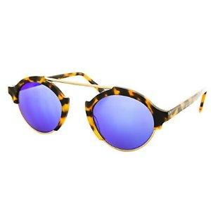 Illesteva Unisex Milan IV 49mm Sunglasses