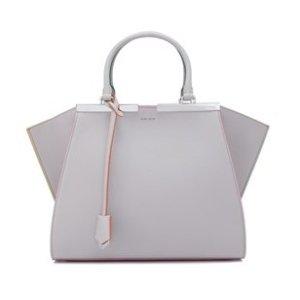 Fendi New 3Jours Mini Shopping Tote