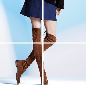 $75 Off $350 with Stuart Weitzman Over The Knee Boots Purchase @ Bloomingdales