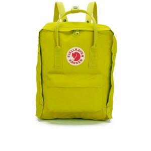 Fjallraven Kanken Backpack - Birch Green - Free UK Delivery over £50