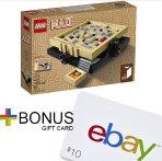 $69.99 LEGO Ideas Maze 21305 with $10 eBay Gift Card