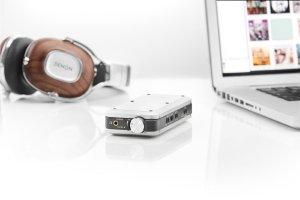 JPY 21,444($205) Denon DA-10 Portable USB DAC / Portable Headphone Amp