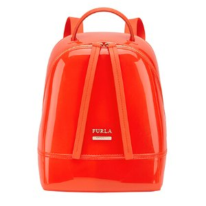 FURLA CANDY MINI BACKPACK ARANCIO a
