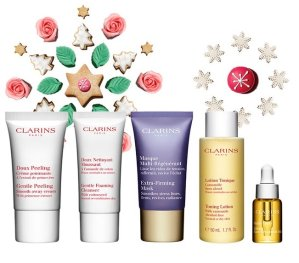 Free 5-pc Gift Setwith Orders over $75 @ Clarins