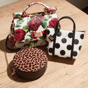 Up to 56% Off Dolce & Gabbana Bags @ THE OUTNET