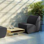 $84包邮 仅今天!Vivon Comfort 现代超舒适泡沫椅
