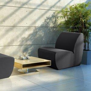 Vivon Comfort Foam, Contemporary Accent Furniture Chair