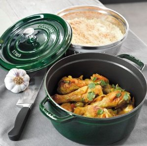 Up to 46% Off +$20 Off $50 Staub Cookwares Purchase @ macys.com