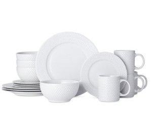 Pfaltzgraff Winston 16 Piece Dinnerware Set