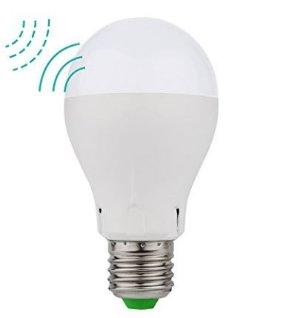 销量冠军!Minger 5W 雷达运动传感LED灯泡