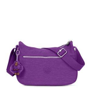 Sally Handbag - Tile Purple | Kipling