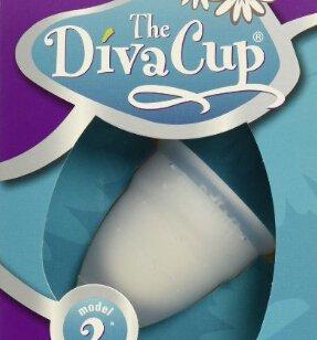 $22.79 Diva Cup Model 2 Menstrual Cup