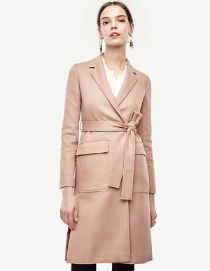 50% Off Women Coats Sale @ Ann Taylor