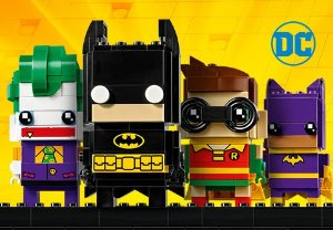 New Arriaval!BrickHeadz Are Coming @ LEGO