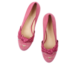 Charlotte Olympia Eccentric Kitty Cocktail Pink Suede - 6pm.com