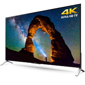 $1279.99 Sony XBR-65X900C - 65-inch 4K Ultra HD 3D Smart LED TV