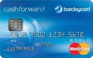 Get a $100 cash rewards bonus Barclaycard CashForward™ World MasterCard®