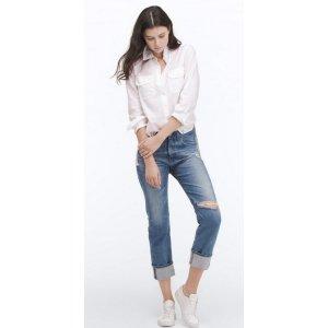THE SLOAN 破洞牛仔裤