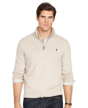 Extra 40% Off Men's Sweater Sale @ Ralph Lauren