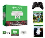 $279 Xbox One White 500GB Gears of War Special Edition, Minecraft, Choice Game, and Wireless Controller