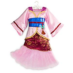 Mulan Costume for Kids | Disney Store