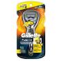 Gillette Fusion Proshield Men's Razor with Flexball Handle and Razor Blade Refills, 2 Count