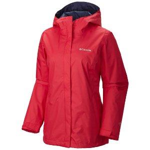 Columbia Arcadia II Plus Size Rain Jacket- Women's
