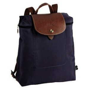 Longchamp Le Pliage Zippered Backpack | Sands Point Shop