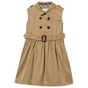Burberry Beige Classic Trench Dress | AlexandAlexa