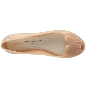 Melissa Shoes Ultragirl + Sebastian Light Pink Matte - 6pm.com