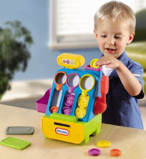 #1 Best Seller, Little Tikes Count 'n Play Cash Register