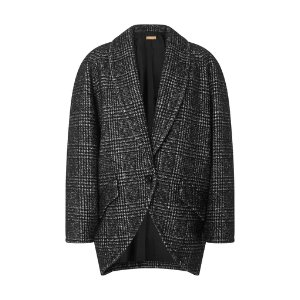 Dolman Wool Melton Jacket by Michael Kors Collection