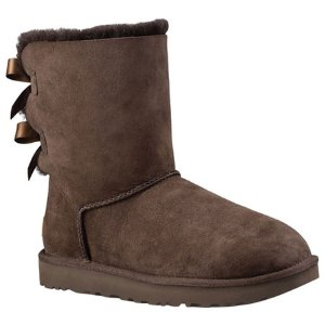 Womens UGG Bailey Bow II Boot - FREE Shipping & Exchanges
