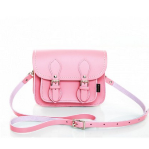 Unineed.com | Zatchels Pastel Pink Micro Satchel - Bags - Premium beauty and fashion from Unineed.com