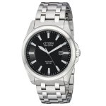 Citizen Men's Corso Eco Drive Stainless Steel Dress Watch