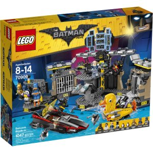$69.99LEGO Batman Movie Batcave Break-in