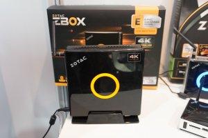 ZOTAC ZBOX EI730 Workstation Barebone (i5 4570R, Iris Pro 5200)