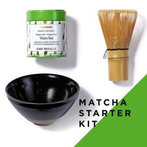 Matcha Starter Kit