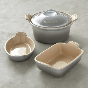 Le Creuset Stoneware 3-Piece Set | Williams-Sonoma