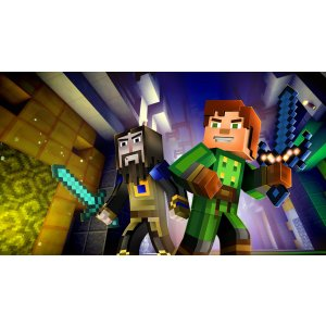 Minecraft: Story Mode - Android
