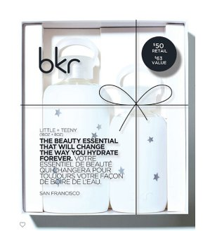 $50 ($63 Value)bkr Winter Star 250/500mL Gift Set