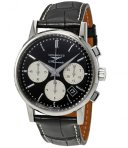 $1749 LONGINES Heritage Column Wheel Chronograph Automatic Men's Watch L27334920