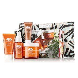 Winter Skincare Set Energizing Essentials