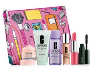 Free 7Pc Gift with Any $27 Clinique Purchase @ Belk