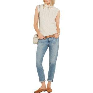 Le Garcon mid-rise slim boyfriend jeans | Frame | US | THE OUTNET