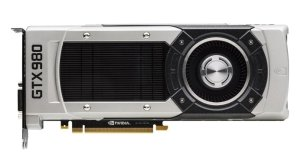 NVIDIA GeForce GTX 980 4GB GDDR5 PCI Express 3.0 Graphics Card Silver