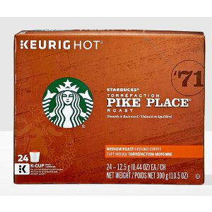 Pike Place® Roast K-Cup® Pods
